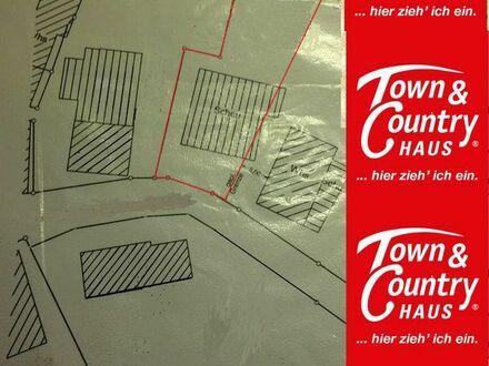 Großzügiges Baugrundstück für Stadtvilla von Town & Country