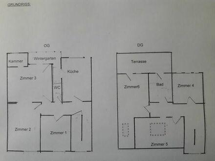 6-Zimmer-Wohnung mit Dachterrasse, Heidelberg Weststadt