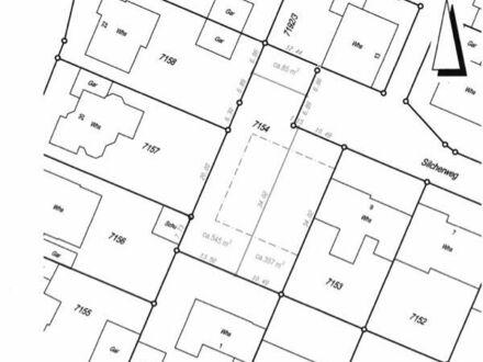 Bauplatz 545qm in ruhiger Lage Waghäusel / Wiesental