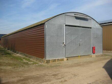 Garage, Unterstellplatz, für Wohnmobil, Wohnwagen, Boot