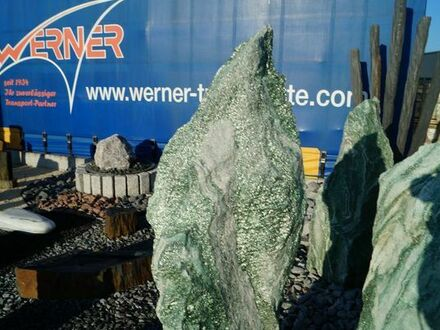 Natursteinhandel zu verkaufen