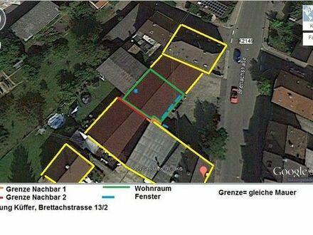 Sofort frei ! 165 m2 4 Zimmerwohnung oder 75 m2 3-Zimmer Whng.