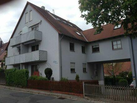 Helle 4 Zimmer Wohnung in Langenzenn
