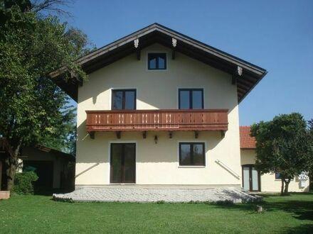 Schöne 2 Zimmer Wohnung am Alpenrand zu vermieten.