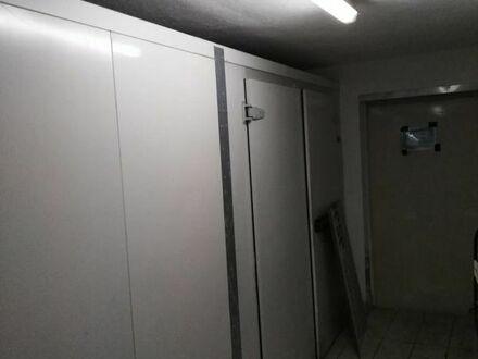 Vermietung Lagerraum mit Kühlhaus
