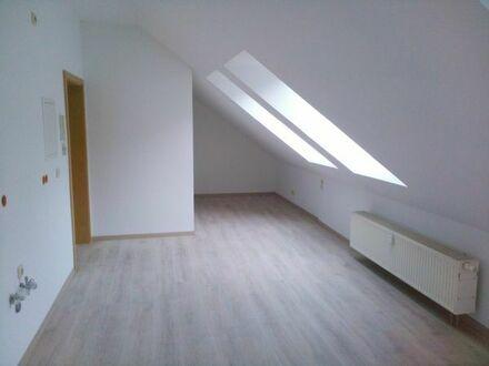 helle san. moderne 1Zi.-DG-Whg. Sangerhausen/Wippra, Wanne,Garten, Pkwstellplatz