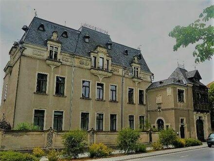 3-Zimmerwohnung mit besonderem Flair im Großenhainer Stadtzentrum