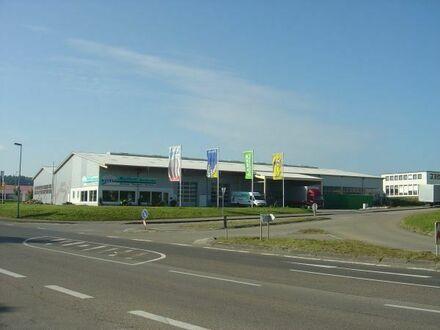 Mieten Werkstatt Büro Verkauf bei Schwäbisch Gmünd Schwäbisch Hall direkt an der B298