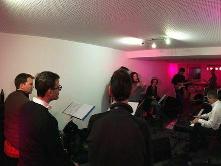 Proberaum, Übungsraum, f. Musikunterricht o. Tonstudio, Vollzeit o. Beteiligung, 13(40m²