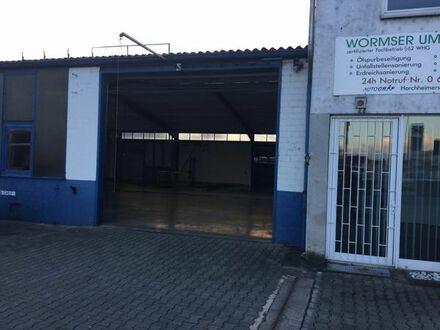 Kfz Werkstatt - Produktionshalle - Lagerhalle -