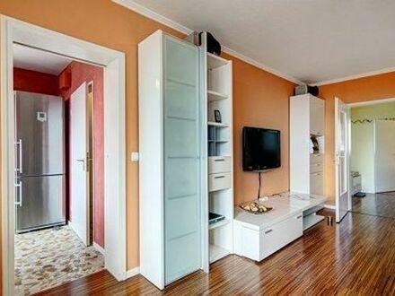 Gepflegte 2-Zimmer-Wohnung mit Einbauküche in Perlach, München