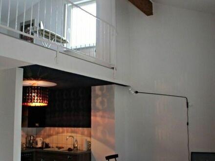 Wohnung Maisonette Loft Gotha Zentrum Mietwohnung
