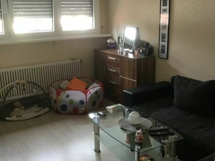 Mannheim-Sandhofen 2-Zimmer-Wohnung ab 01.09.2019