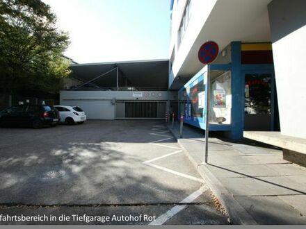 Doppelt gesicherter nicht einsehbarer Stellplatz mit eigenem Garagentor in Tiefgarage Stuttgart-Rot
