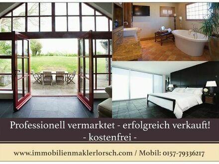 Eigentumswohnung in Bensheim und Heppenheim (moderniesiert und saniert)