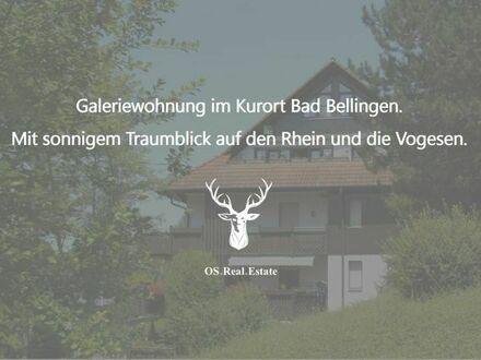 Galeriewohnung im Kurort Bad Bellingen