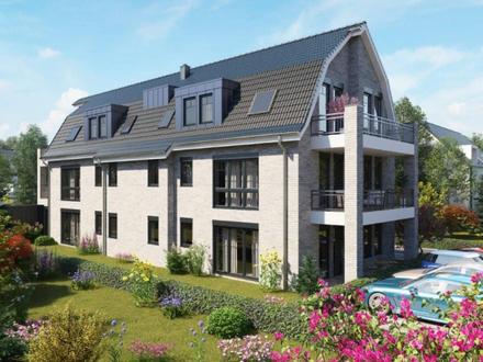 Neubau eines 6-Familienhauses auf einem ruhigen Hintergrundstück!