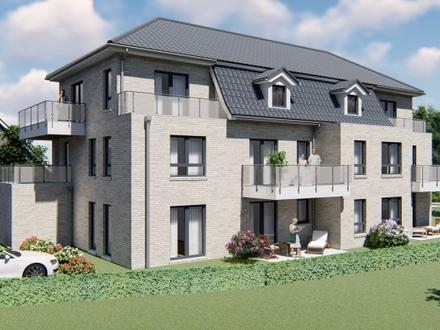 Neue, zentral gelegene und sehr moderne Erstbezug Wohnungen in Oldenburg-Eversten!