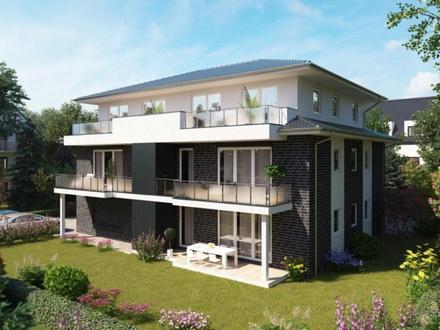 Provisionsfrei! Exklusive Penthousewohnung im Herzen von Bad Zwischenahn!