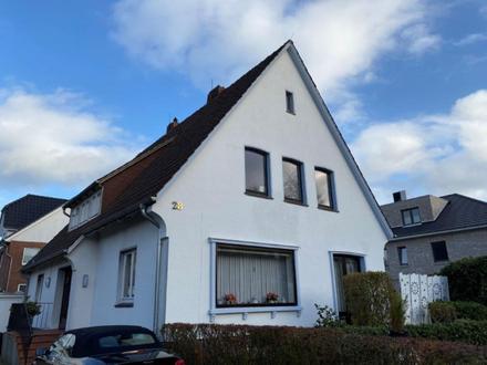 Renovierte 3,5 Zimmer Wohnung in Oldenburg - Bürgerfelde