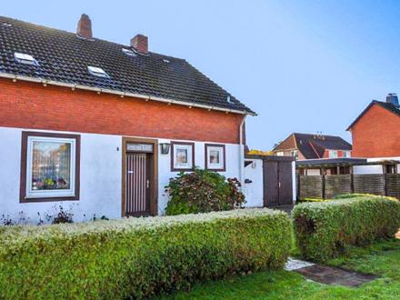 Ruhig gelegene Doppelhaushälfe in OL-Ofenerdiek!