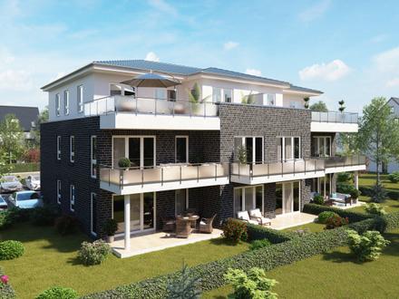 Anlageobjekt: Neubau eines 8-Familienhauses im Zentrum von Friedrichsfehn