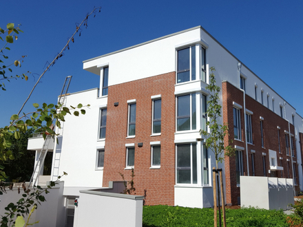 Neubau Mehrfamilienhaus / Effizienzhaus 55 mit hochwertiger Ausstattung in Oldenburg-Nadorst!