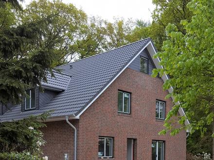Neubau Doppelhaushälfte in Bad Zwischenahn! Dort wohnen wo Andere Urlaub machen!