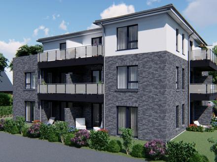 Baubeginn erfolgt! Provisionsfreie Eigentumswohnung gegenüber des Klinikums!