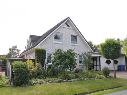 Top gepflegt: Schönes Einfamilienhaus mit Carport in ruhiger Lage von Oldenburg!