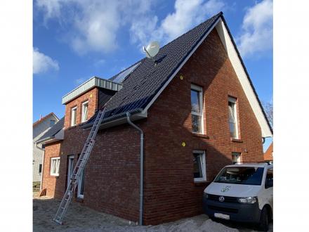 Erstbezug: Hochwertige 3-Zi-OG-Wohnung mit Terrasse in einem Zwei-Parteienhaus