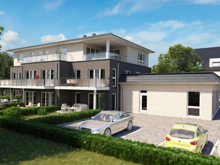 Provisionsfrei! Moderne KfW 55 Eigentumswohnungen in OL-Ofenerdiek!