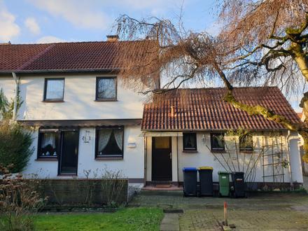 Gemütliche Doppelhaushälfte in ruhiger Lage von Oldenburg!