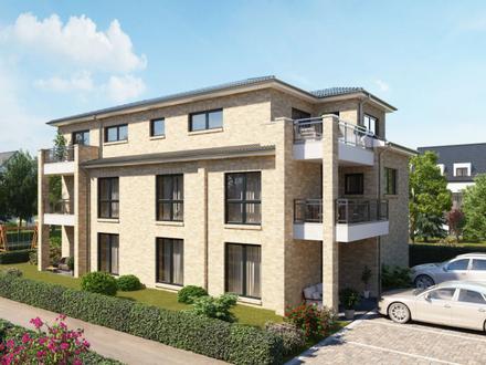 Neubau Mehrfamilienhäuser-Erstbezug! KFW - 40 Plus! Hier steht die Nachhaltigkeit an erster Stelle!