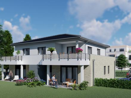 Sonnige Penthousewohnung mit 67 m² Dachterrasse in Bad Zwischenahn!