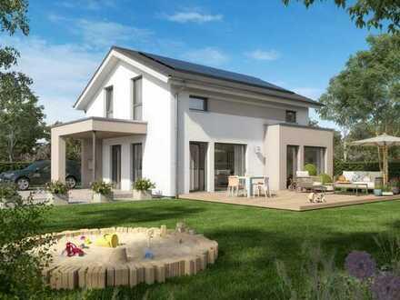 Ruhiges Grundstück mit individuell geplanten Traumhaus