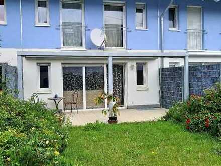 Schönes Haus mit vier Zimmern und kleinem Garten in Heitersheim