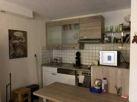 Neuwertige 2-Zimmer-EG-Wohnung mit Balkon in Bocholt-Biemenhorst