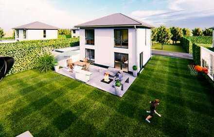 Neubau! Freistehendes Einfamilienhaus auf zwei Wohnebenen in Dormagen!