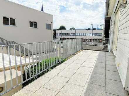 Große NEUWERTIGE 3-Zimmer-WHG zentral in Schopfheim mit Lift, EBK und Balkon!