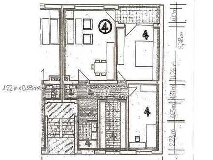 3-Zimmer Erstbezug nach Sanierung