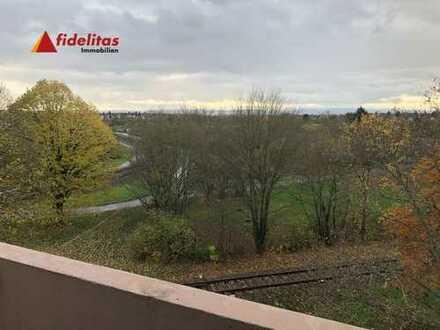 2 Zimmer Wohnung in Neureut mit herrlicher Aussicht