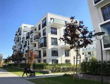 Möblierte, helle, ruhige 3-Zimmer-Wohnung (NEUe Gärten Giesing)