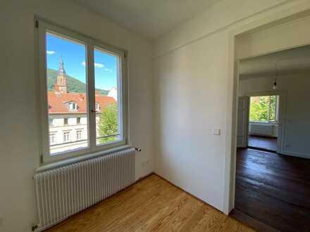 HD-Altstadt - Wohnung mit Garten - wunderbare Ausblicke