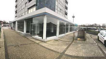 Gewerbefläche in zentraler Lage von Wesel - Tiefgarage - Bahnhof - Erdgeschoss