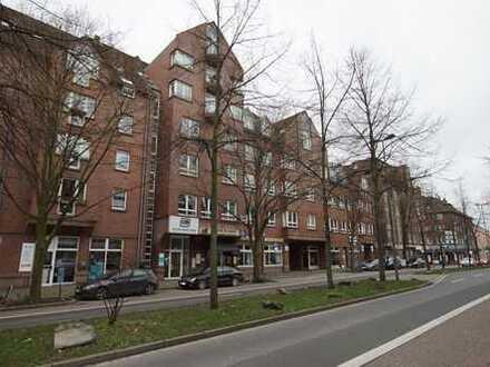 -R-E-S-E-R-V-I-E-R-T- Helle 3 Zimmerwhg. mit Süd-West Balkon und TG-Stellplatz in der Neusser-City
