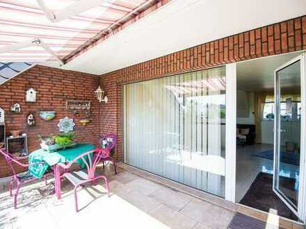 Super schicke Dachgeschoss-Eigentumswohnung mit Sonnen-Terrasse!