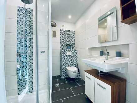 Neu renoviertes Zimmer in heller 100qm Wohnung - mit EBK in Rheinnähe