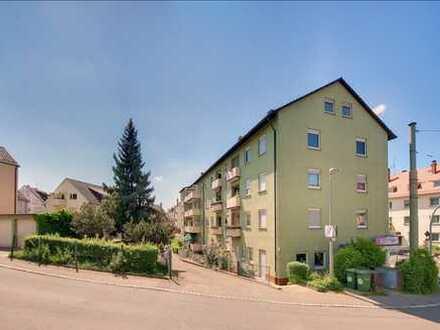 2-Zimmer-Wohnung in Stuttgart - Schmidener Vorstadt