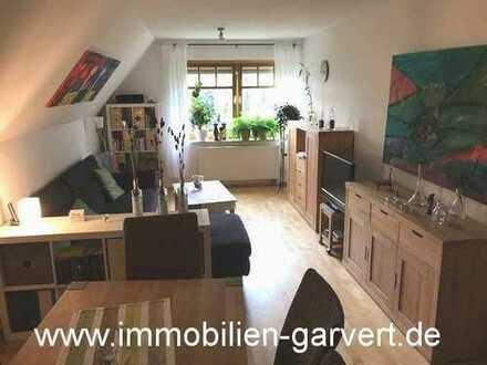 Vermietung – Moderne 3,5-Zimmerwohnung im Dachgeschoss in ruhiger Ortsrandlage von Borken-Weseke